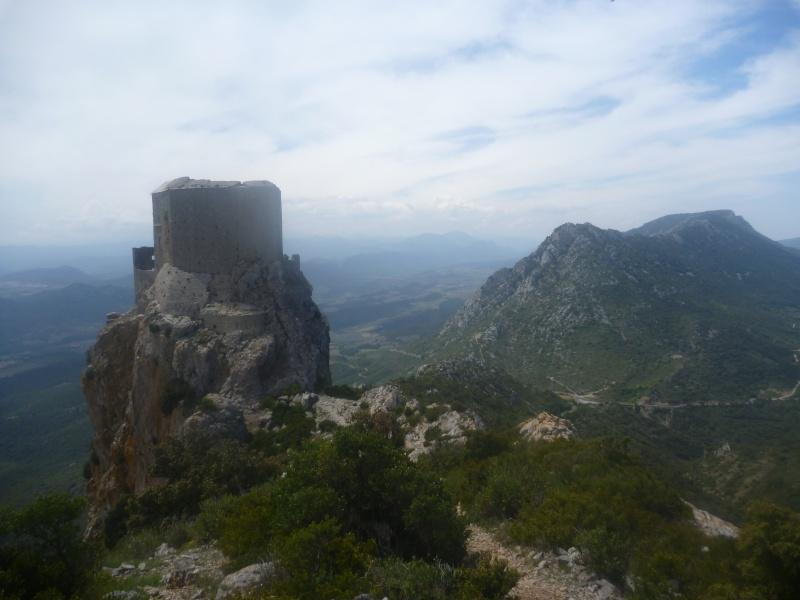 Retour sur le Trail de Queribus en pays Cathares P1040510