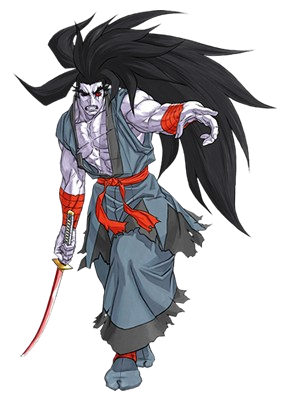 Nanashi (Hayate Byakuya) [Caines 3. Char] Rasets10