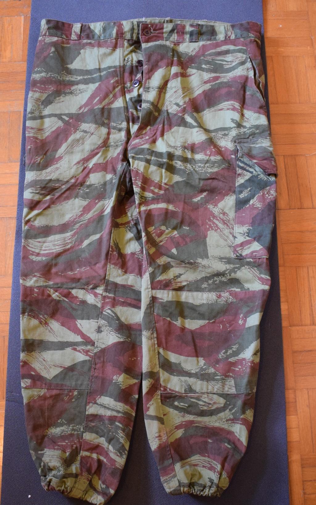 Renseignement pantalon tta47/59 camo léopard Tta810