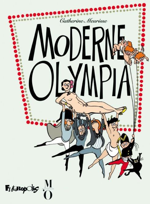 Moderne Olympia de Catherine Meurisse Modern10