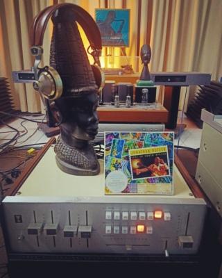 JBL sg520 pre amplifier - preloved Img_2010