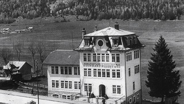 Sujet historique sur les entreprises familiales horlogères Suisses  Audema10