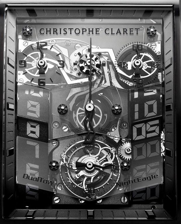 Les plus beaux calibres de montres mécaniques vintages et contemporains du monde ... - Page 4 Christ10