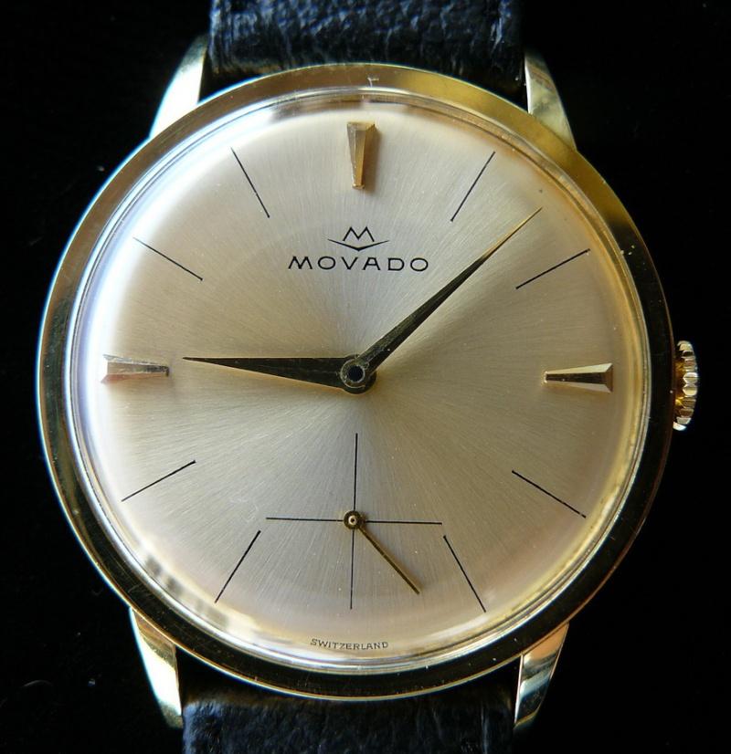 Movado : Poste historique Movado13