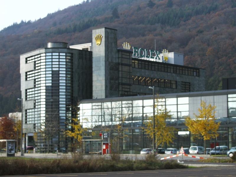 Sujet historique sur les entreprises familiales horlogères Suisses  Rolex_15