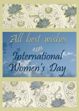 Happy Women's Day to all the ladies on LLL ! Lll_2010