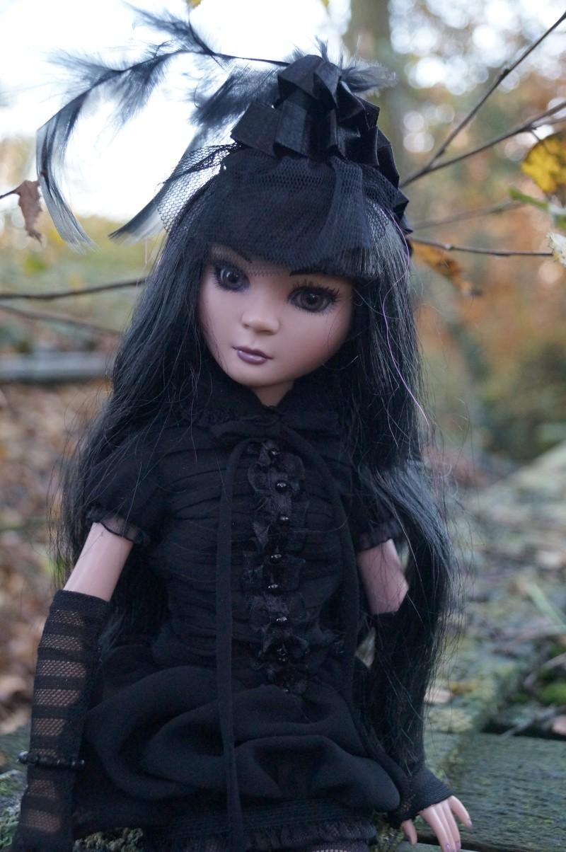 THEME DU MOIS DE NOVEMBRE 2013 : Ellowyne et sa petite robe noire Dsc00111