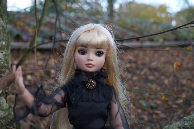 THEME DU MOIS DE NOVEMBRE 2013 : Ellowyne et sa petite robe noire Dsc00210