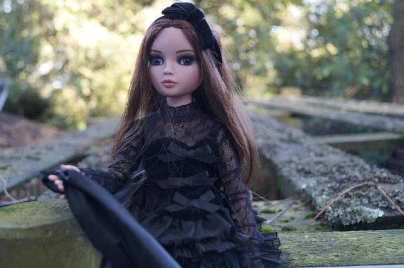 THEME DU MOIS DE NOVEMBRE 2013 : Ellowyne et sa petite robe noire Dsc02224