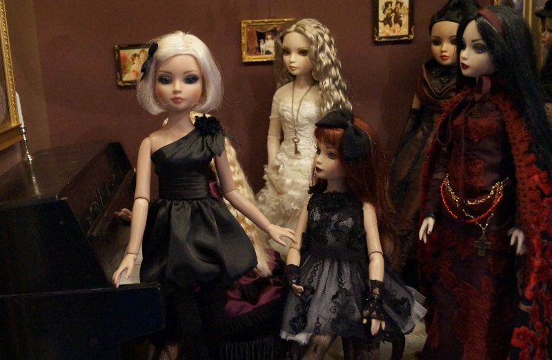THEME DU MOIS DE NOVEMBRE 2013 : Ellowyne et sa petite robe noire - Page 2 Dsc02521