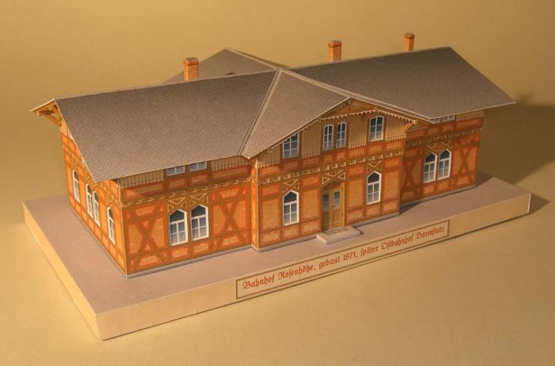 Architekturmodelle von Hans-Joachim Zimmer Bhf_os11