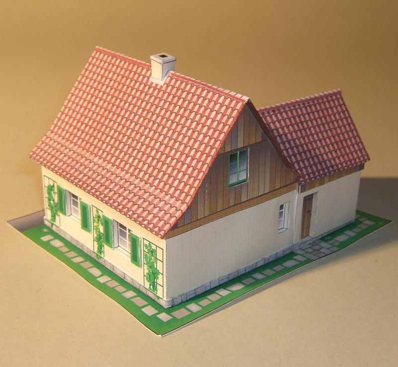 Architekturmodelle von Hans-Joachim Zimmer Franke11