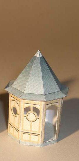 Architekturmodelle von Hans-Joachim Zimmer Garten11