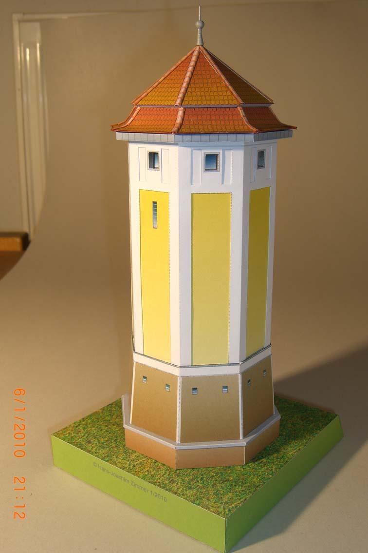 Architekturmodelle von Hans-Joachim Zimmer Goeg210