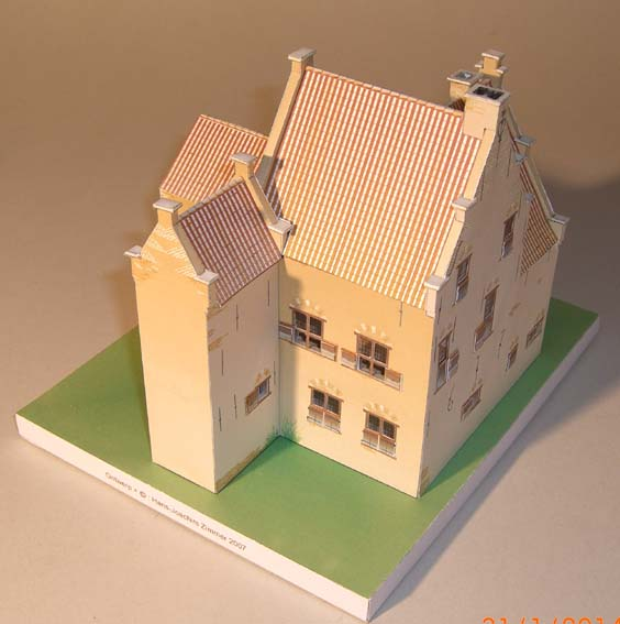 Architekturmodelle von Hans-Joachim Zimmer Herebo11