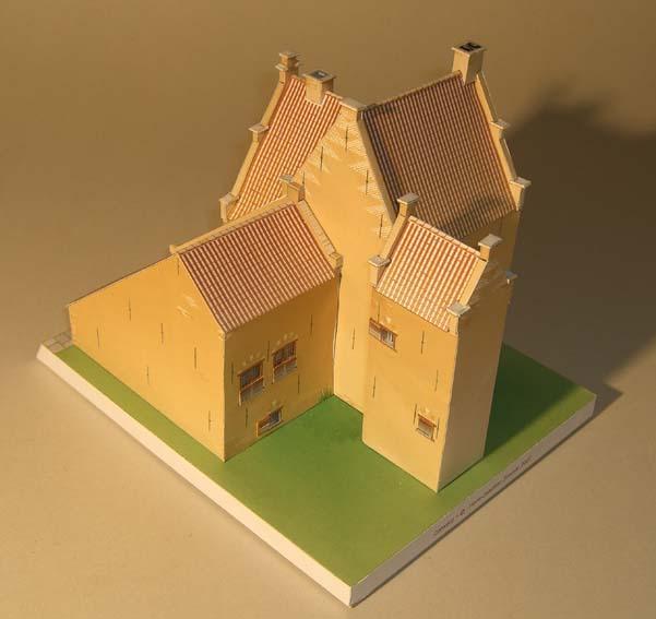 Architekturmodelle von Hans-Joachim Zimmer Herebo12