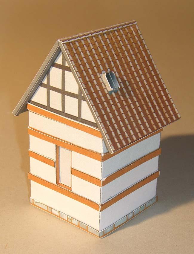 Architekturmodelle von Hans-Joachim Zimmer Houseo10
