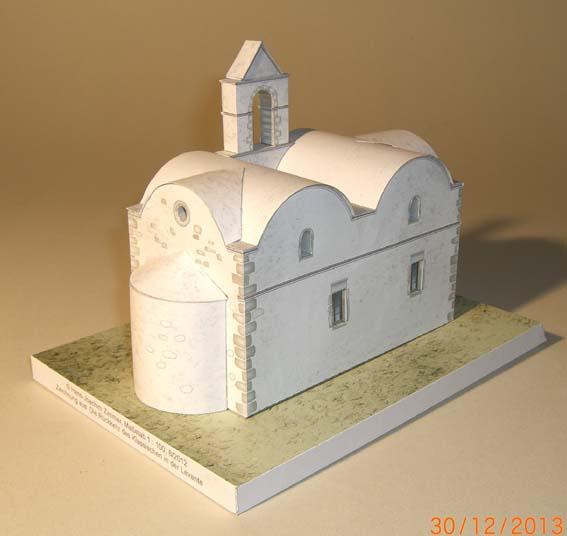 Architekturmodelle von Hans-Joachim Zimmer Kadi_h10