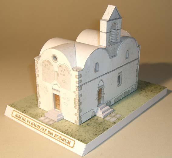 Architekturmodelle von Hans-Joachim Zimmer Kadi_v10