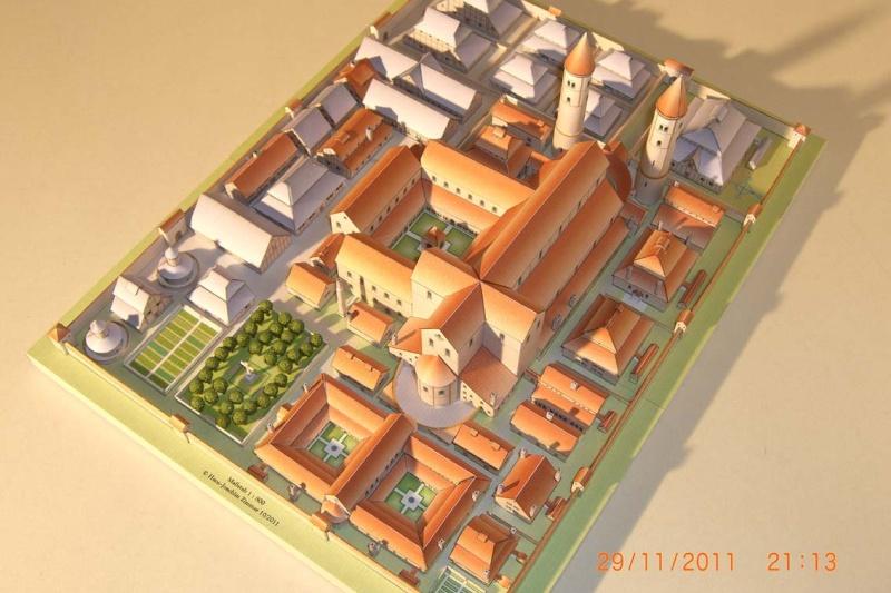 Architekturmodelle von Hans-Joachim Zimmer Klo110
