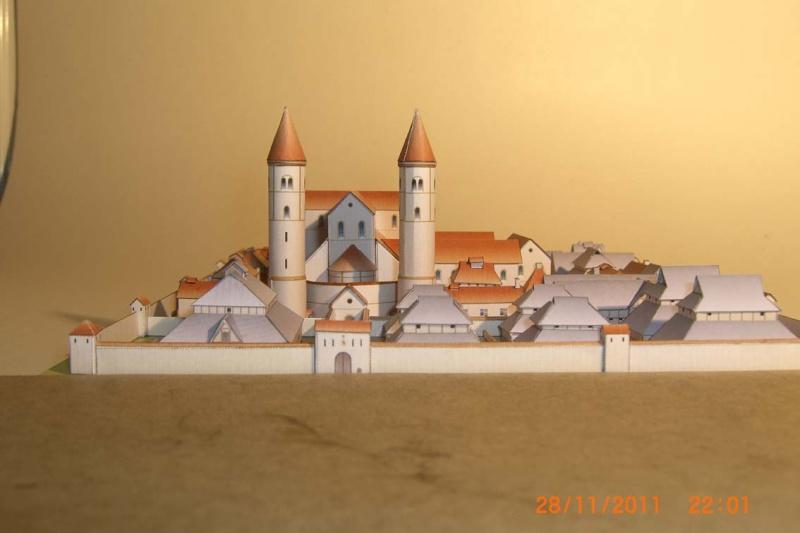 Architekturmodelle von Hans-Joachim Zimmer Klo410