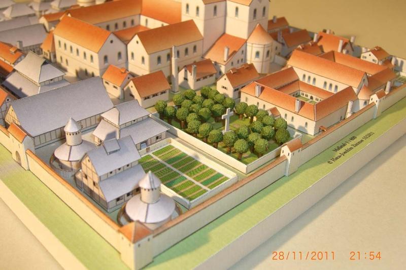 Architekturmodelle von Hans-Joachim Zimmer Klo610