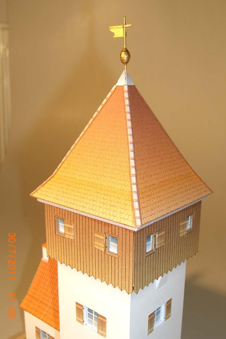 Architekturmodelle von Hans-Joachim Zimmer Putz710