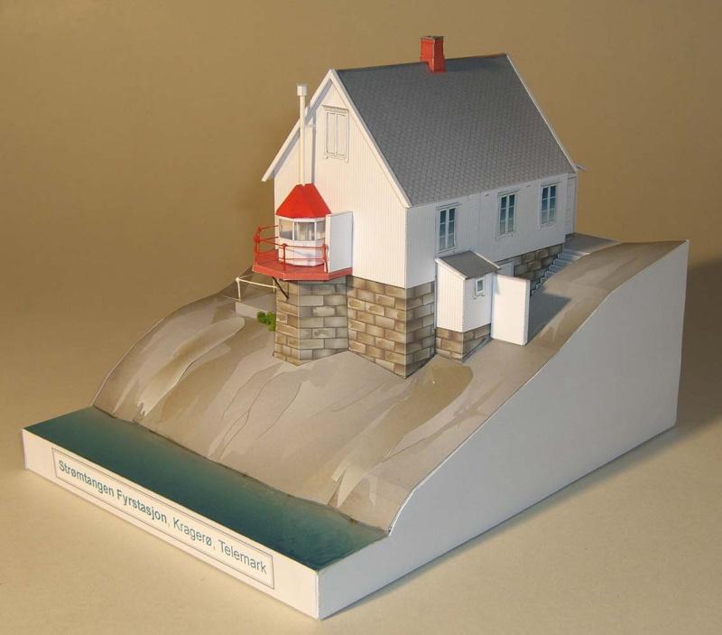 Architekturmodelle von Hans-Joachim Zimmer Stram_10