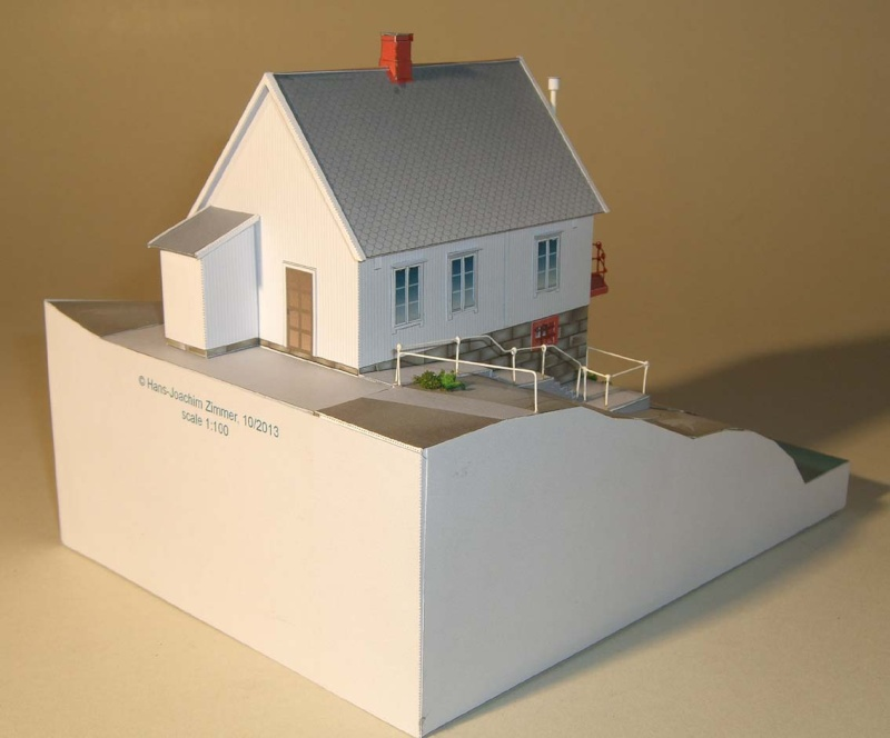Architekturmodelle von Hans-Joachim Zimmer Stram_12