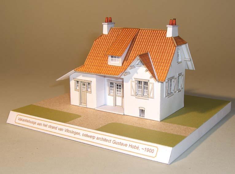 Architekturmodelle von Hans-Joachim Zimmer Vakan_10