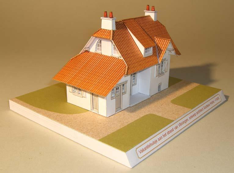 Architekturmodelle von Hans-Joachim Zimmer Vakan_11