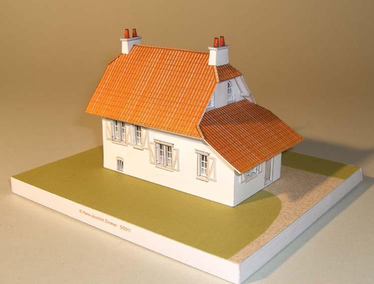 Architekturmodelle von Hans-Joachim Zimmer Vakan_12