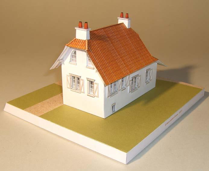 Architekturmodelle von Hans-Joachim Zimmer Vakan_13