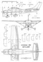 Indoor Mini Cessna 172 Plan_c10