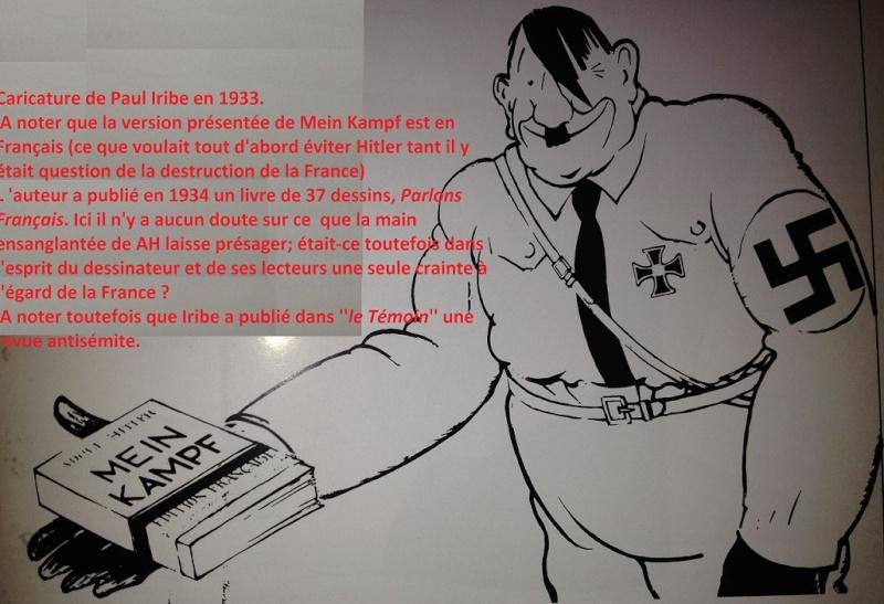 La caricature au long de la seconde guerre mondiale Carica11