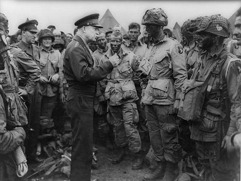 la lettre d'Eisenhower aux soldats participant à Overlord Debarq10