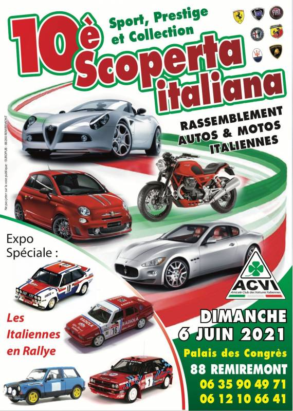 (88)[6/06/21]10eme rassemblement voitures italiennes 15914910