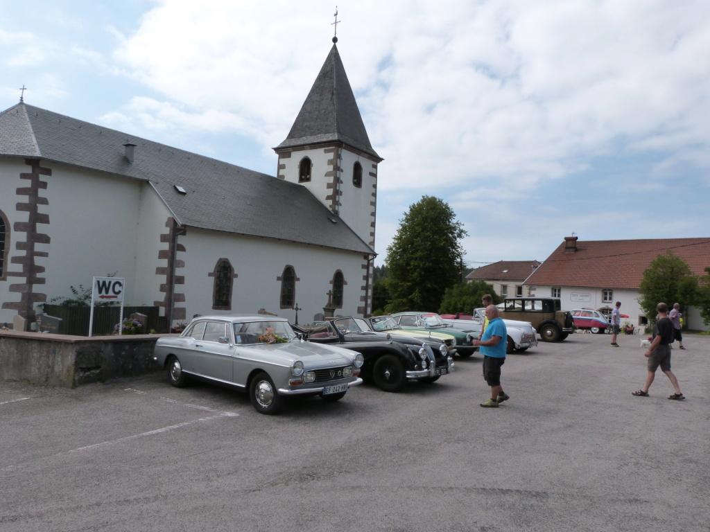 (88)(19/08/18 Benediction des vieilles autos au Haut du Tot. - Page 3 Benedi43