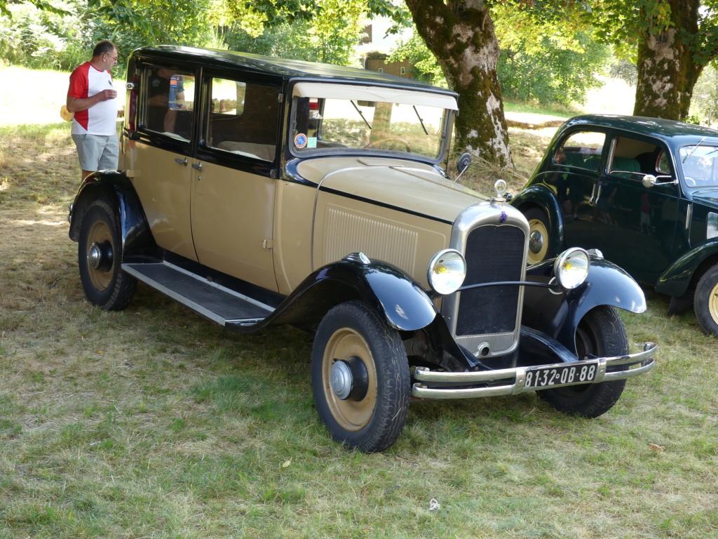 (88)[16/08/20] Benediction des vieilles autos au Haut du Tot - Page 2 P1000119
