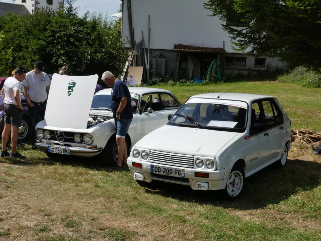 (88)[16/08/20] Benediction des vieilles autos au Haut du Tot - Page 2 P1000138