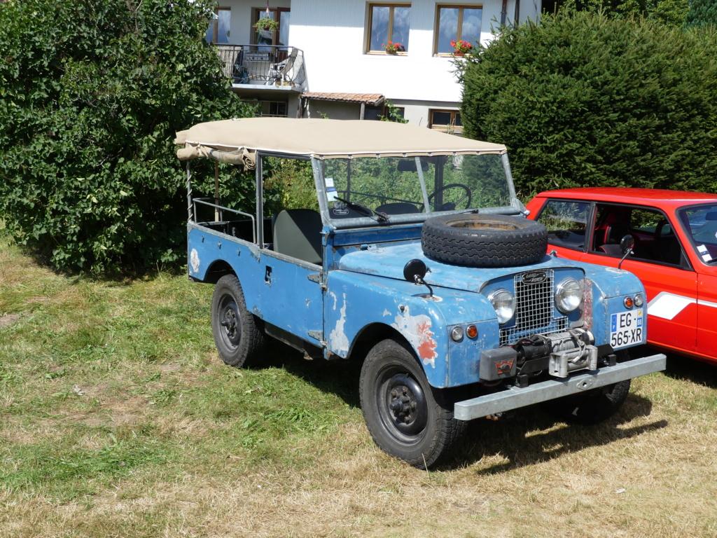 (88)[16/08/20] Benediction des vieilles autos au Haut du Tot - Page 2 P1000145