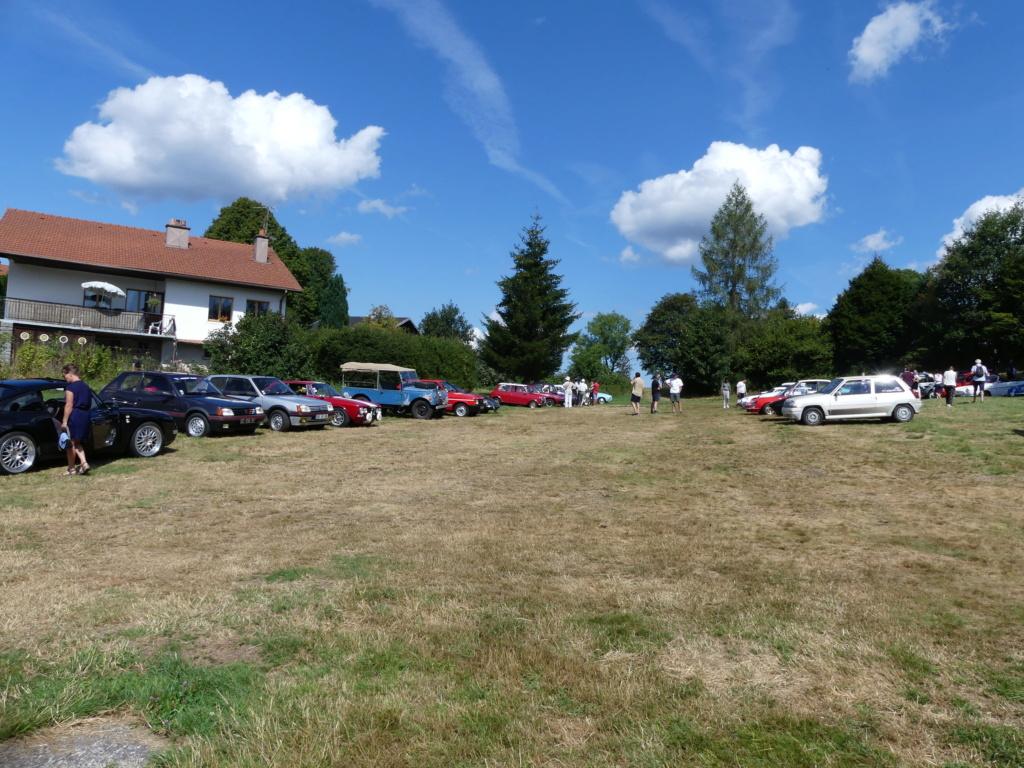 (88)[16/08/20] Benediction des vieilles autos au Haut du Tot - Page 2 P1000146