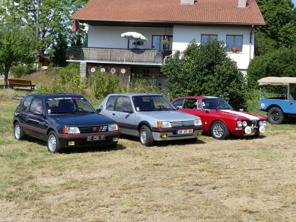 (88)[16/08/20] Benediction des vieilles autos au Haut du Tot - Page 2 P1000148