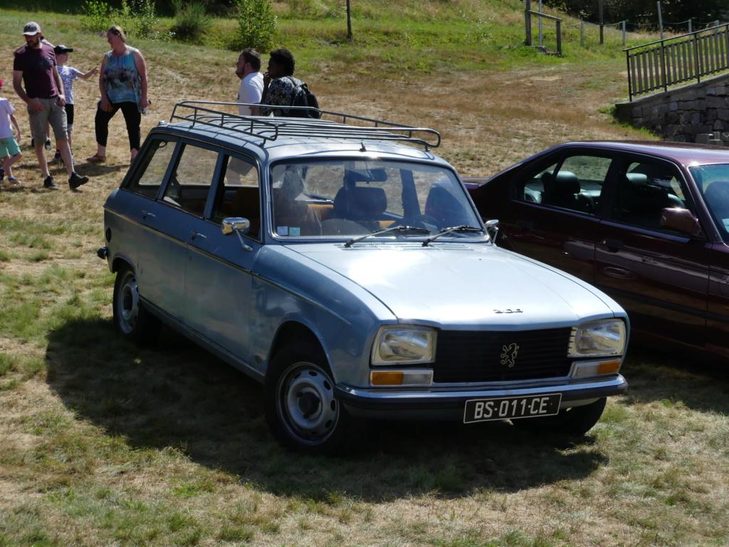 (88)[16/08/20] Benediction des vieilles autos au Haut du Tot - Page 3 P1000150