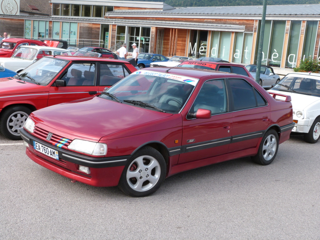 (88)(19/08/18 Benediction des vieilles autos au Haut du Tot. P1180322