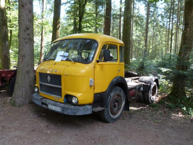 (88) Vieux poids lourds au Val d'Ajol P1200252