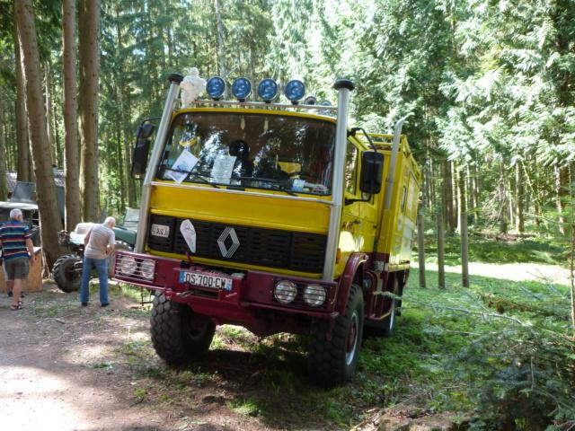 (88) Vieux poids lourds au Val d'Ajol P1200253