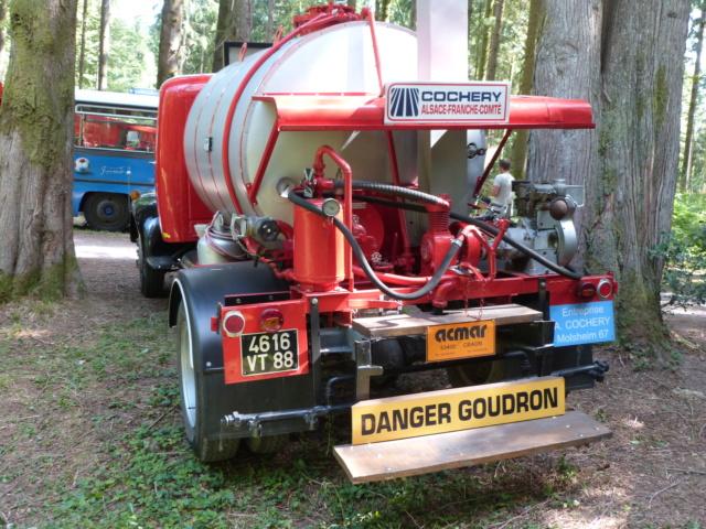 (88) Vieux poids lourds au Val d'Ajol P1200261