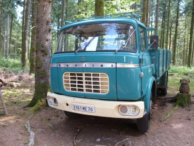 (88) Vieux poids lourds au Val d'Ajol P1200262