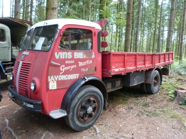 (88) Vieux poids lourds au Val d'Ajol P1200266